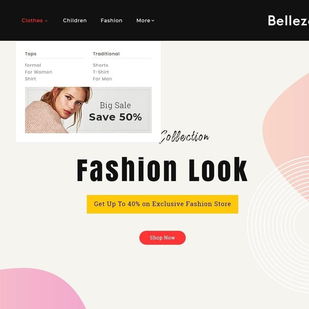 theme - Mode & Schuhe - Belleza - Fashion Apparels - 8