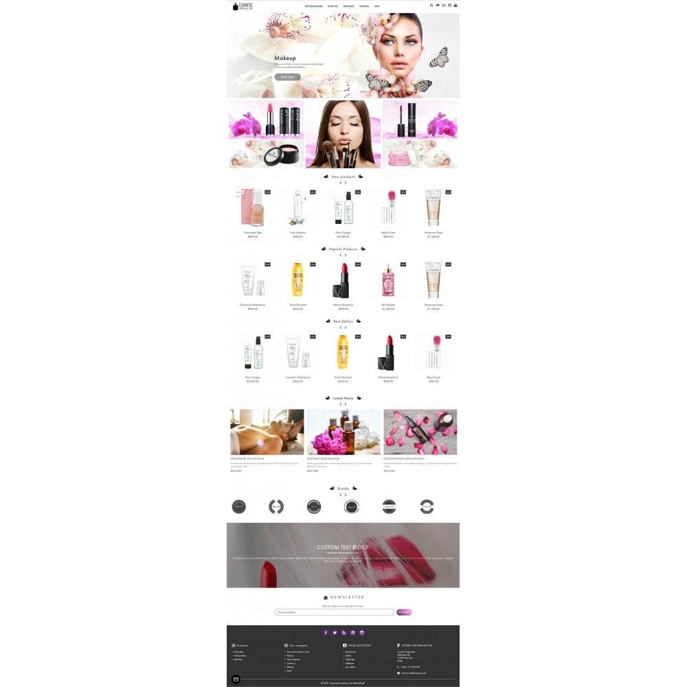 theme - Saúde & Beleza - Cosmetic & Healthy - 2