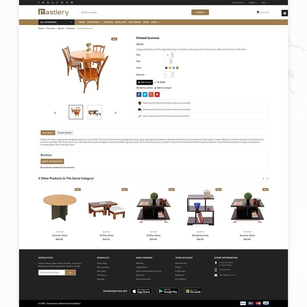 theme - Home & Garden - Castlery - Stylish Furniture Mega Mart - 5