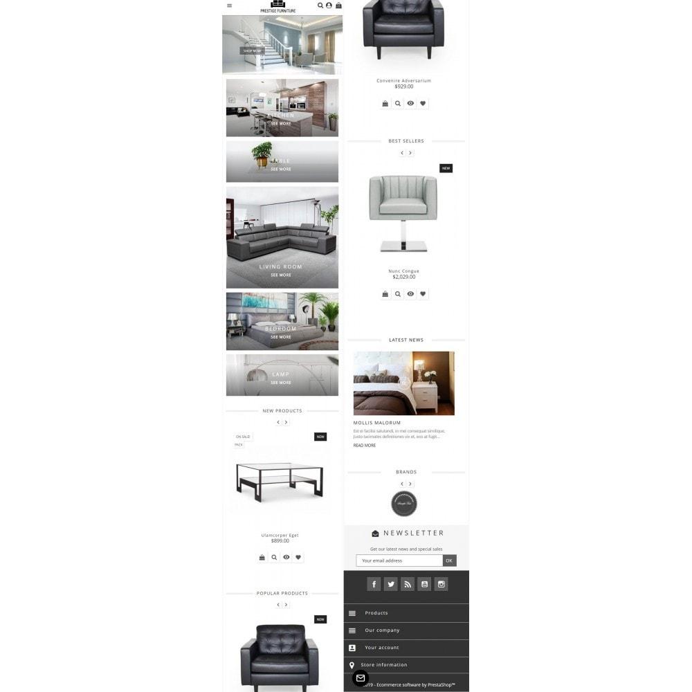 theme - Dom & Ogród - Prestige Furniture - 5
