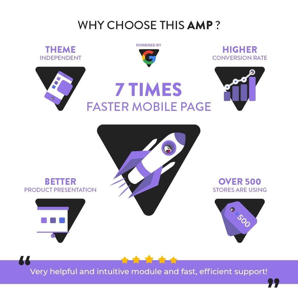 module - Wydajnośc strony - PROFESSIONAL AMP PAGES - ACCELERATED MOBILE PAGES - 2