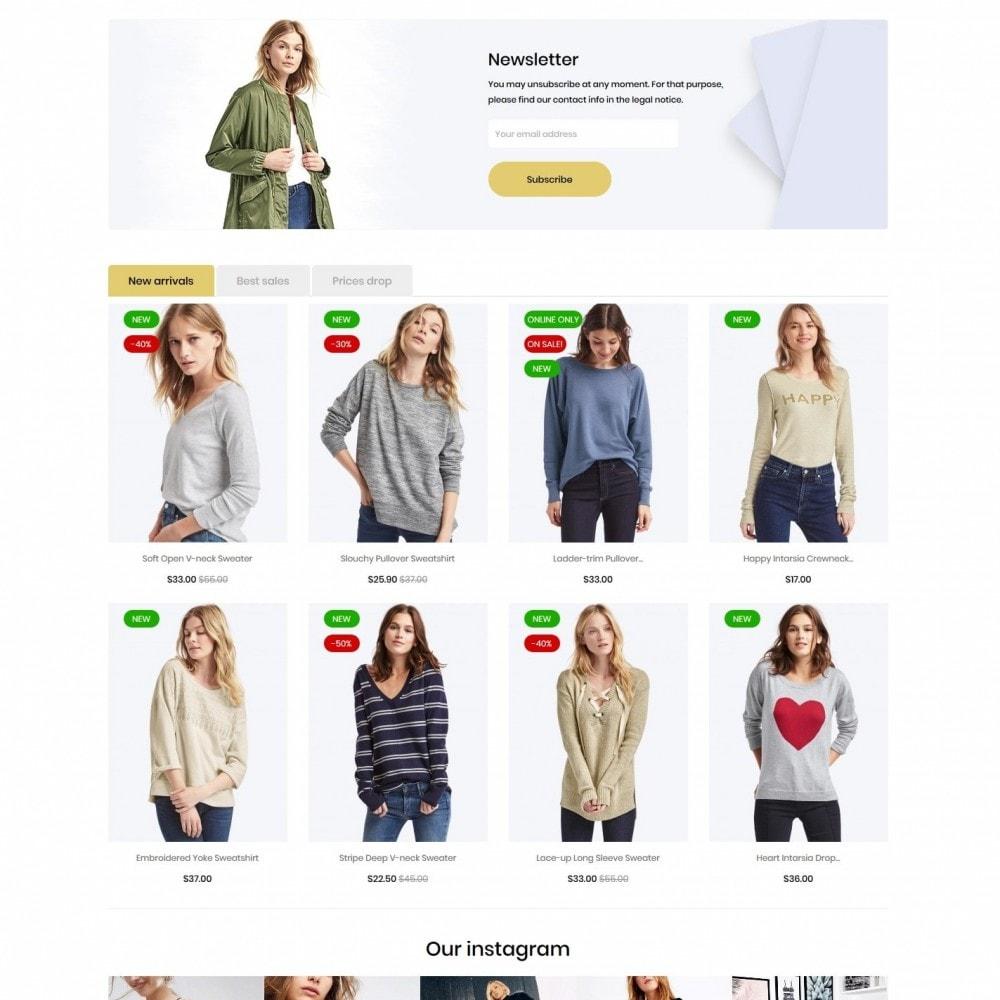 theme - Fashion & Shoes - Leontice Fashion Store - 3