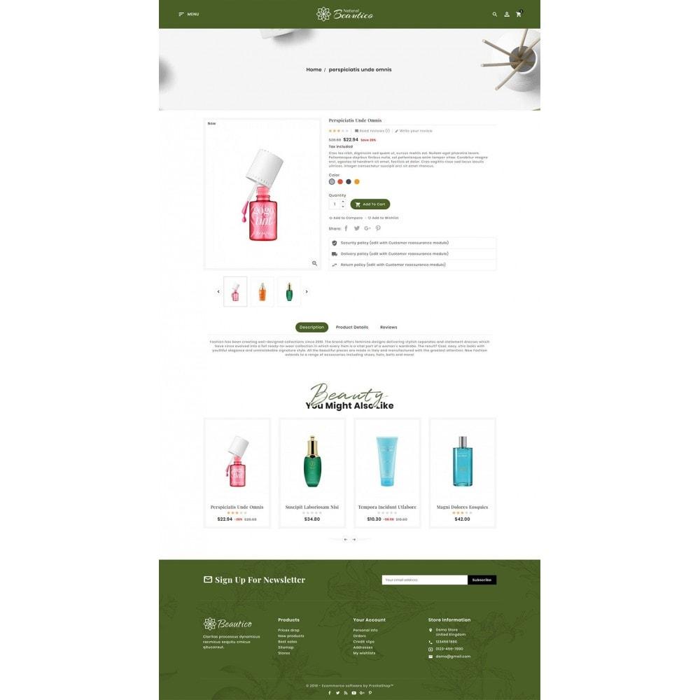 theme - Zdrowie & Uroda - Beautico Cosmetics Shop - 5
