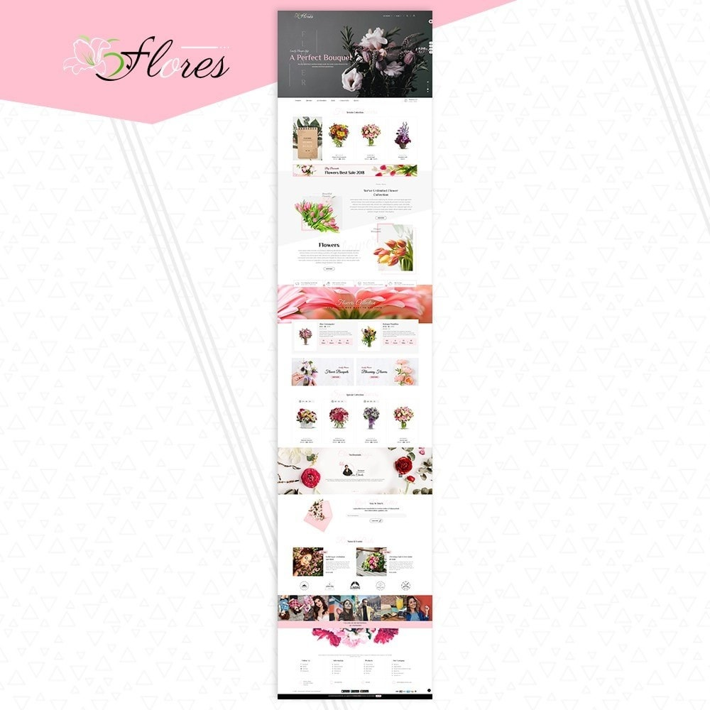 theme - Gifts, Flowers & Celebrations - Flower Gift - 2