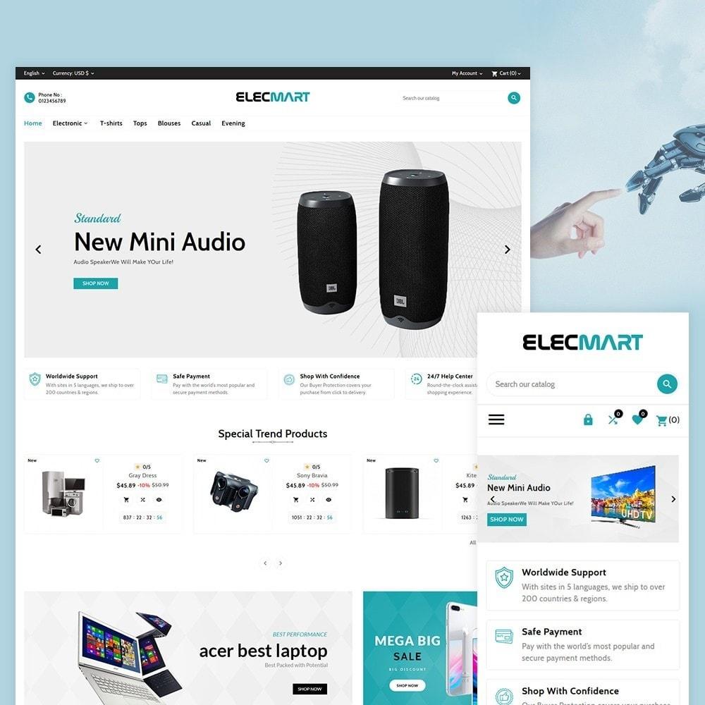 theme - Electronics & Computers - Elecmart - Electronic Big Mall - 2