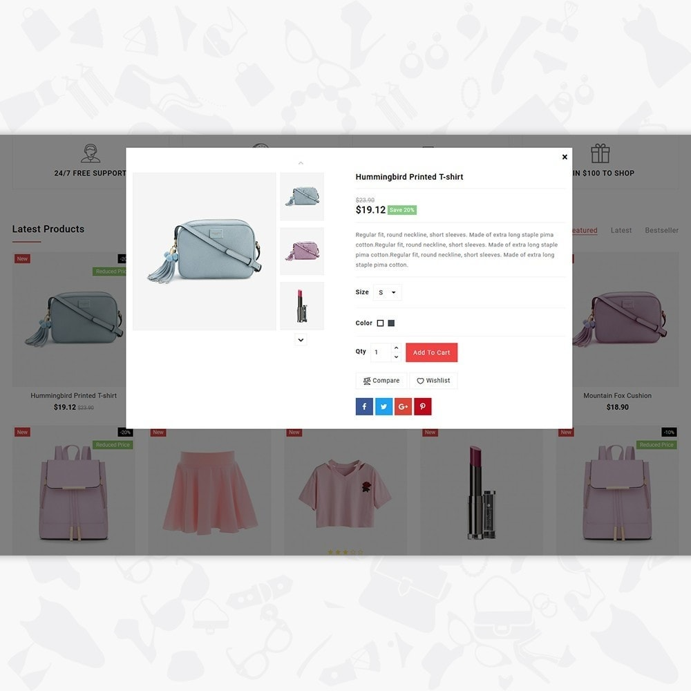 theme - Fashion & Shoes - Zeekn  -  The Furniture Store - 7