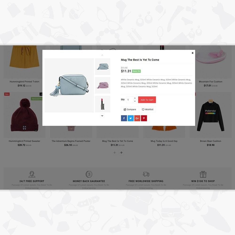 theme - Fashion & Shoes - Rozzy - The Fashion Store - 6