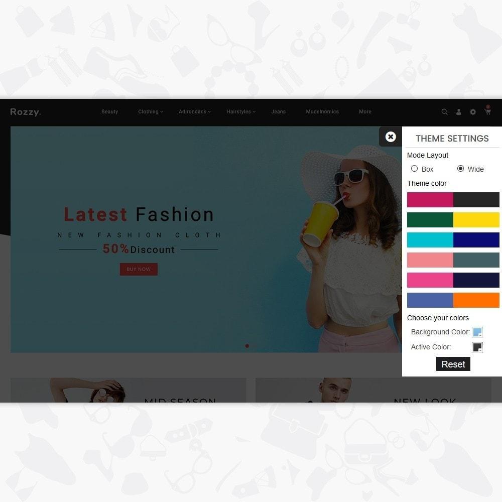 theme - Fashion & Shoes - Rozzy - The Fashion Store - 7
