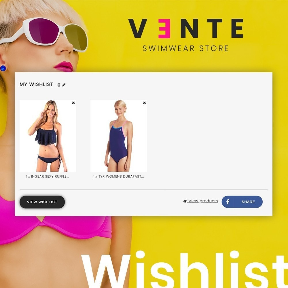 theme - Lingerie & Volwassenen - Vente - Swimwear Store - 5