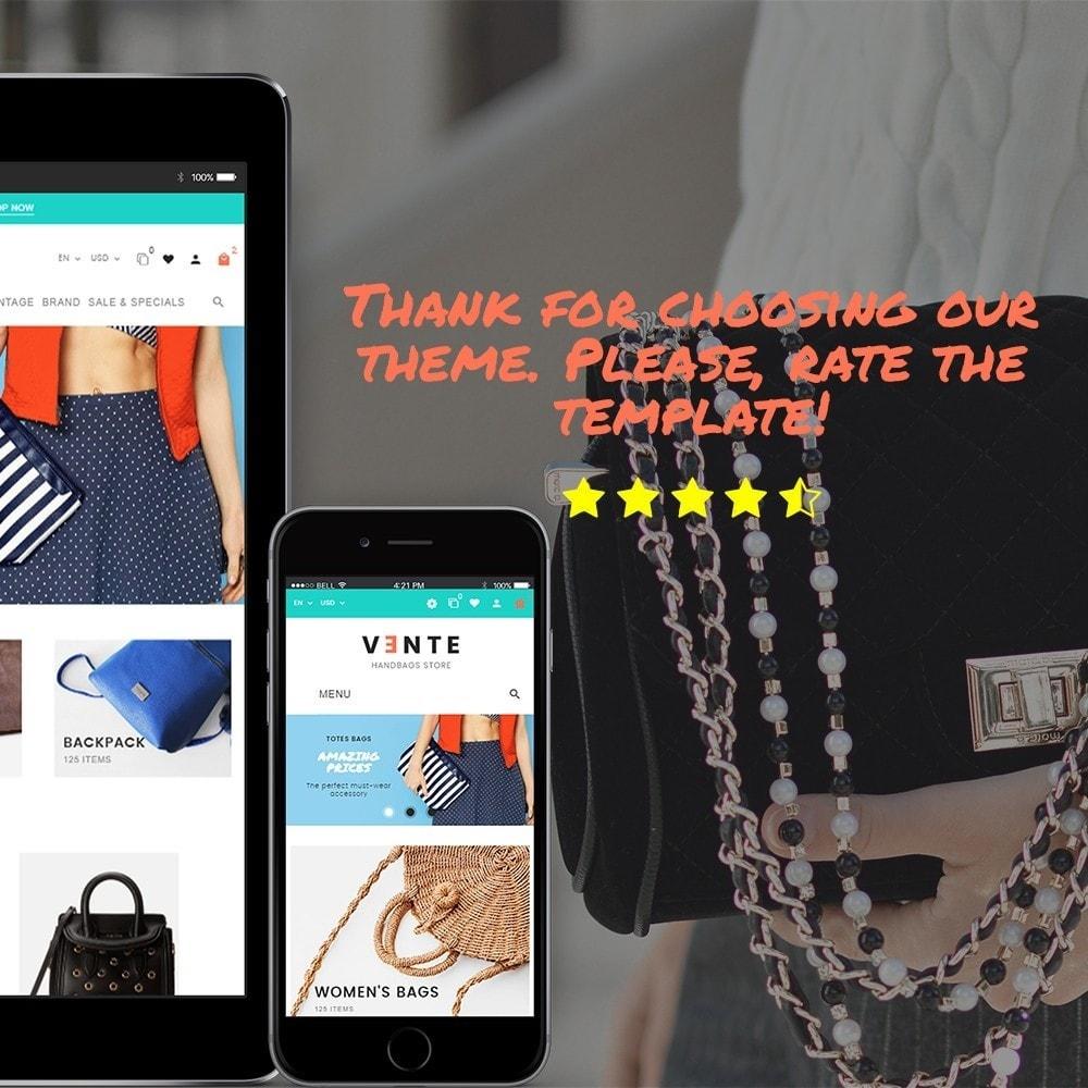 theme - Fashion & Shoes - Vente - Handbag Store - 1
