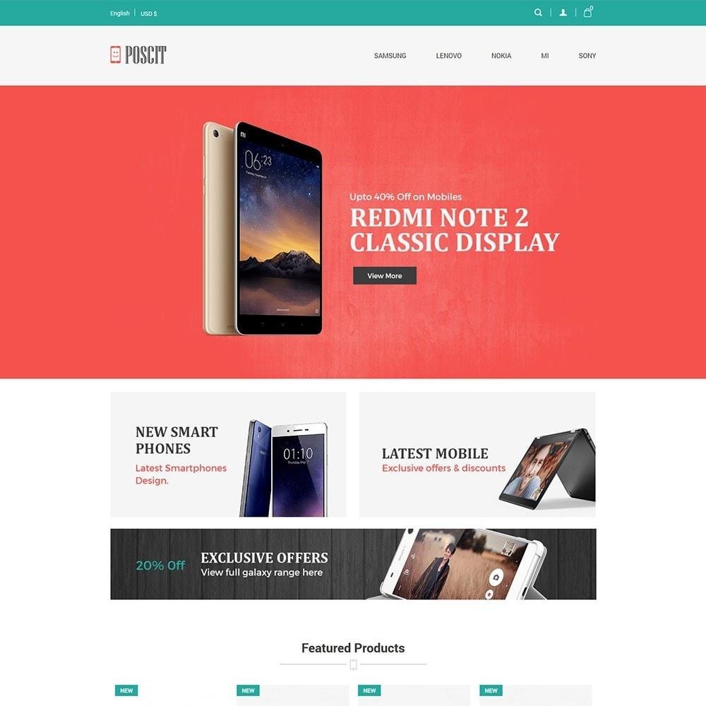 theme - Electronics & Computers - Digital Mobile - Camera Gadget Store - 2