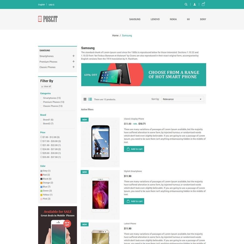 theme - Electronics & Computers - Digital Mobile - Camera Gadget Store - 4