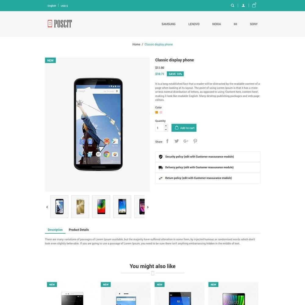theme - Electronics & Computers - Digital Mobile - Camera Gadget Store - 5