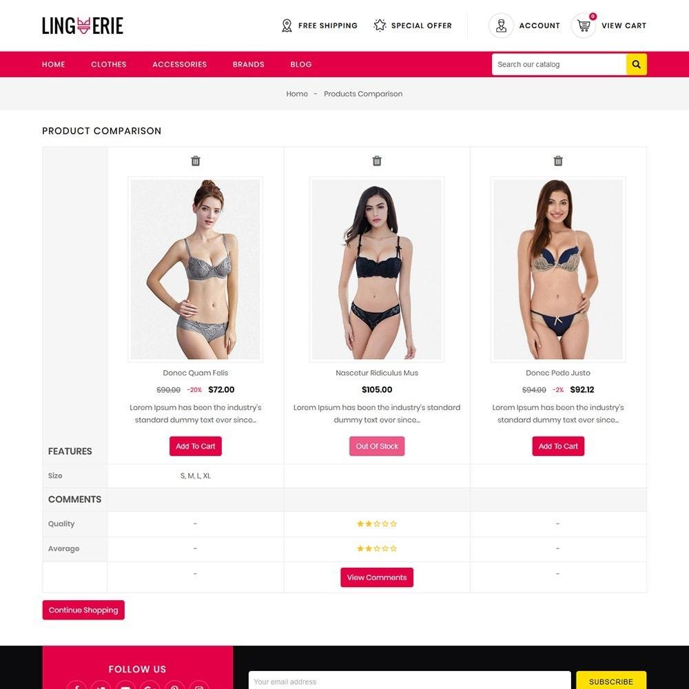 theme - Lenceria y Adultos - Lingerie Store - 7