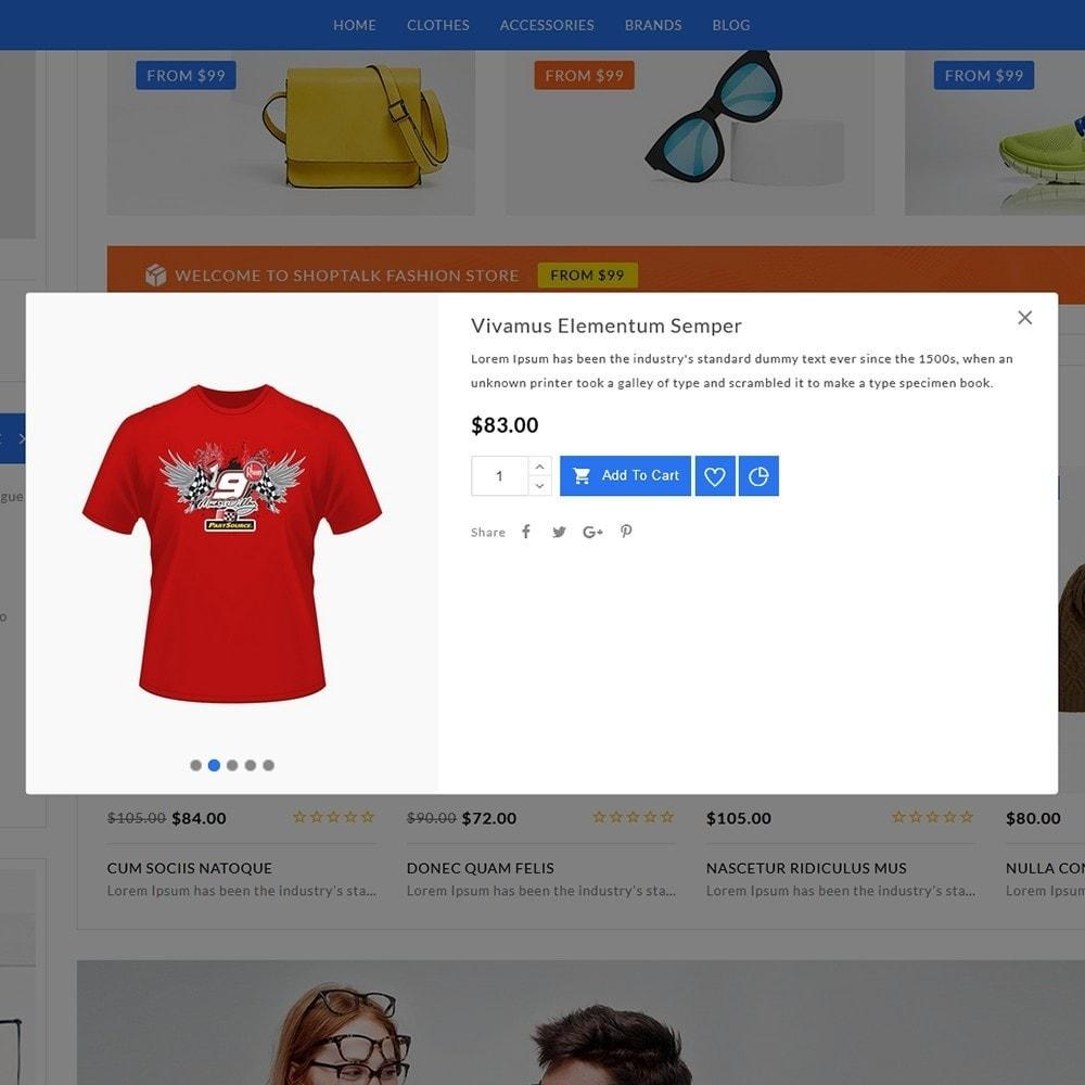 theme - Mode & Schuhe - Shoptalk Fashion Store - 8