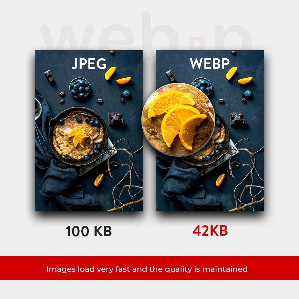 module - Visualizzazione Prodotti - Google WebP Immagine Generatore - Aggiornamento 2020 - 4
