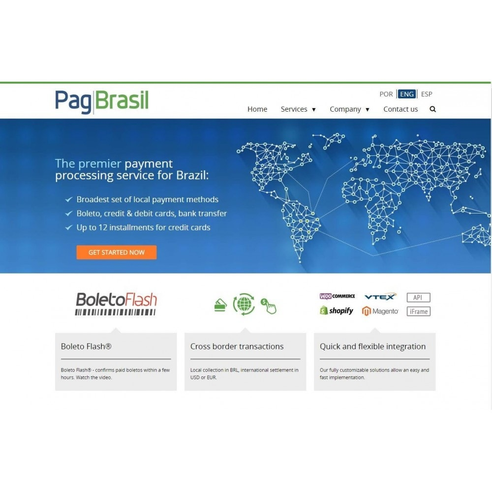 module - Payment by Card or Wallet - PagBrasil - 1