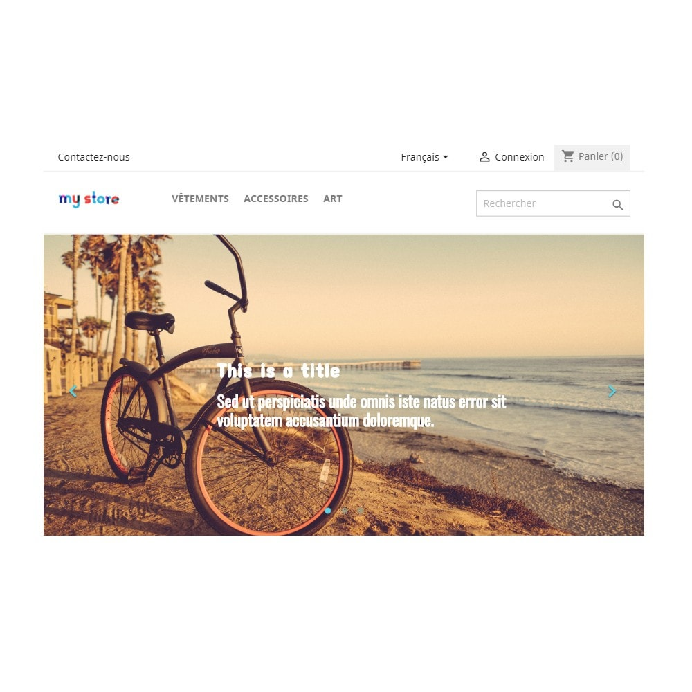 module - Sliders & Galeries - Homepage Slider Responsive & Full-screen - 2