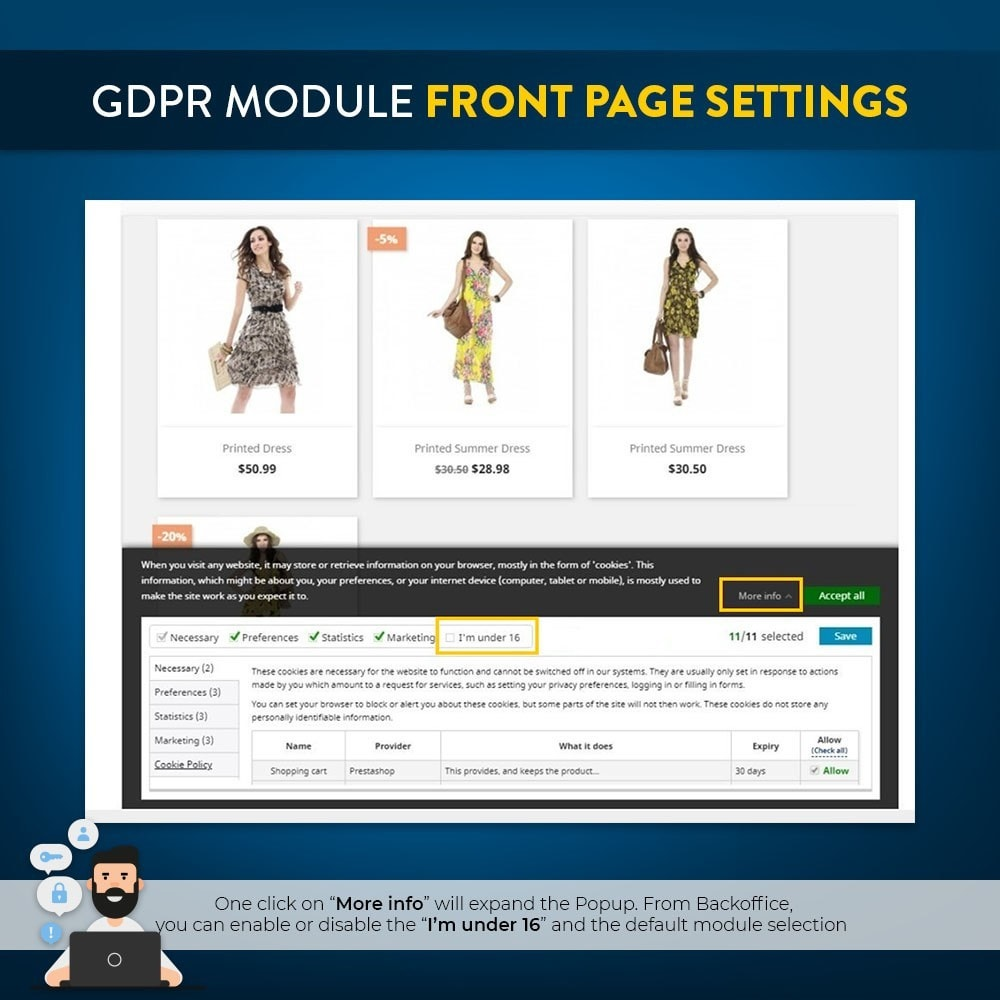 module - Legal - GDPR Compliance Pro - 7