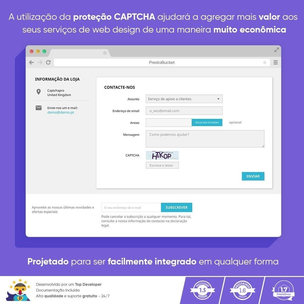 module - Segurança & Acesso - Ultimate Math CAPTCHA / Segurança Anti Spam Aprimorada - 2