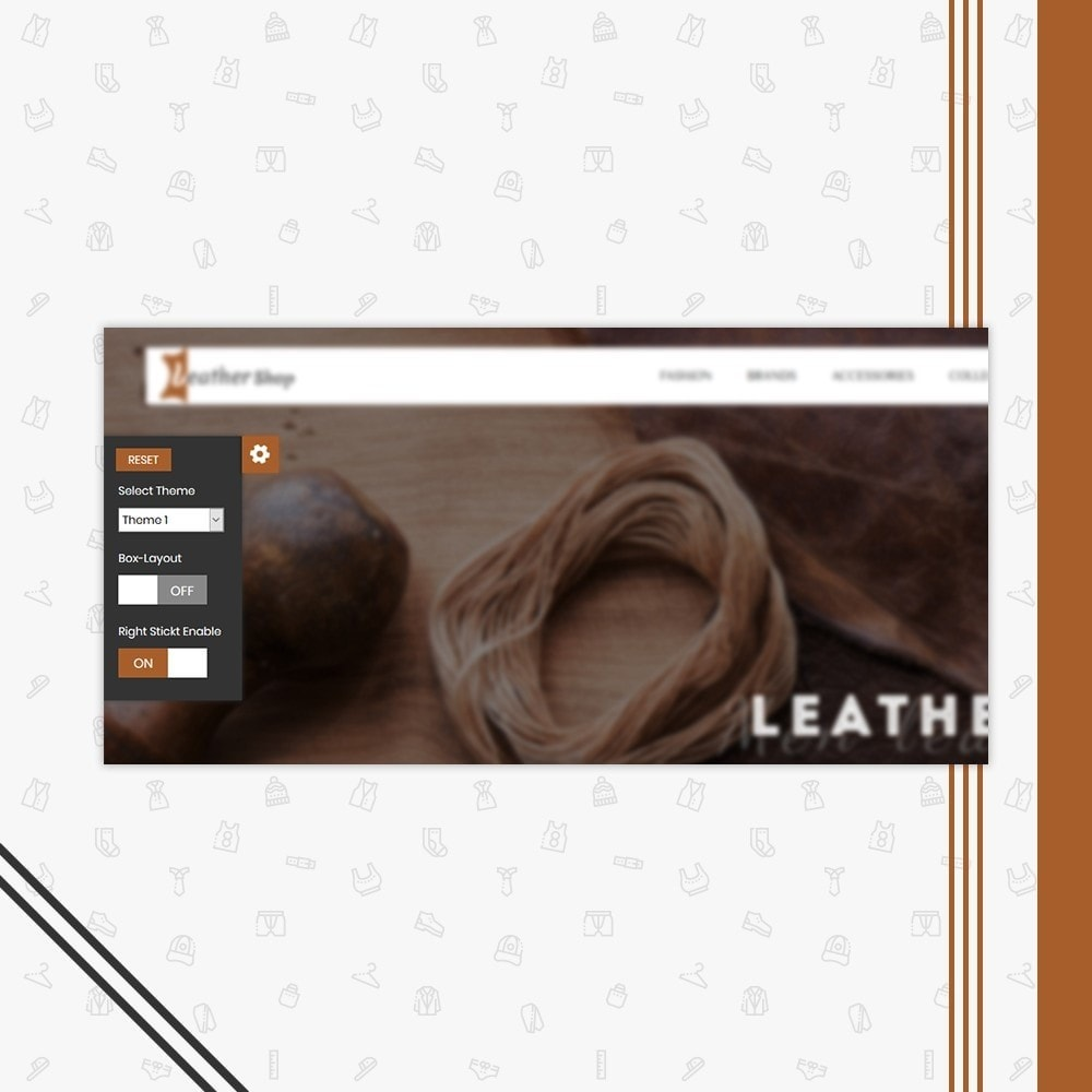 theme - Moda & Calçados - Leather Shop - 7