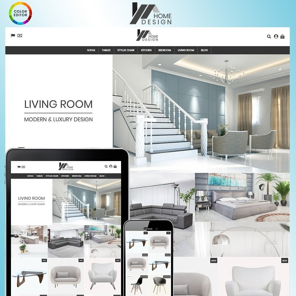 theme - Dom & Ogród - Home Design - 2