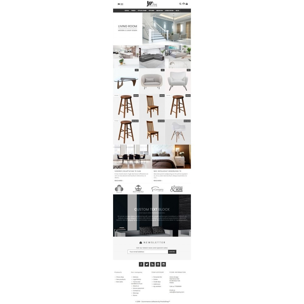 theme - Dom & Ogród - Home Design - 5