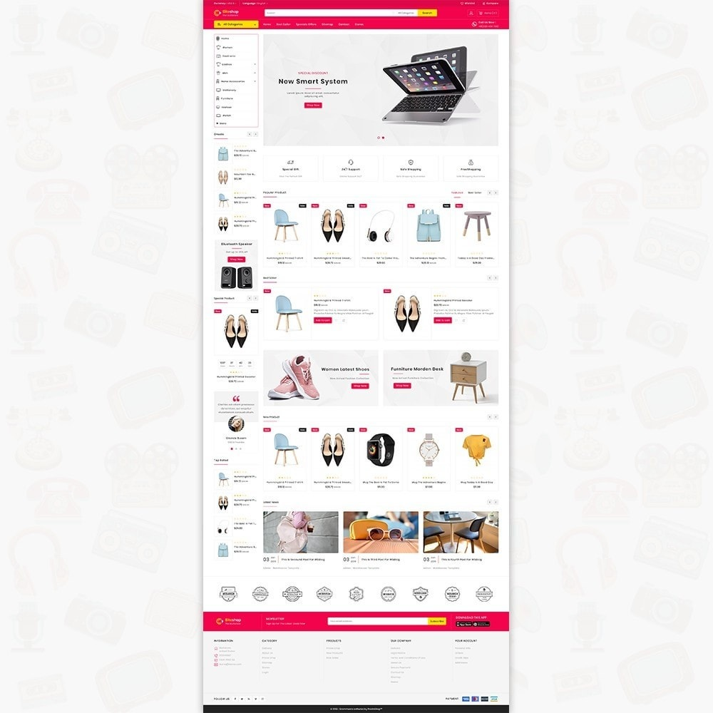 theme - Электроника и компьютеры - BiteShop  - The Multi Store - 2
