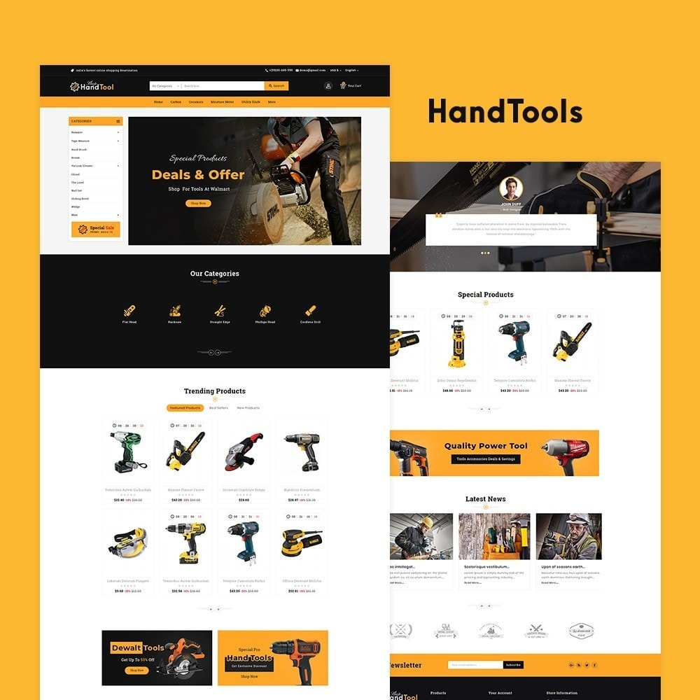 theme - Eletrônicos & High Tech - Hand Tools & Equipment - 2