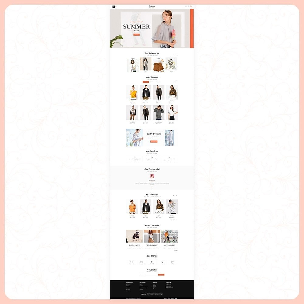 theme - Moda & Calçados - Fashion Stylish Shop - 2