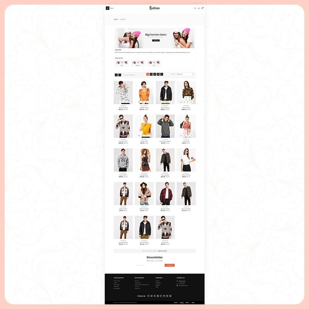 theme - Moda & Calçados - Fashion Stylish Shop - 3