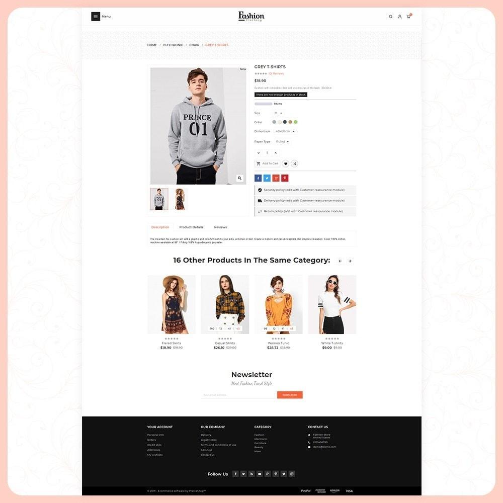 theme - Moda & Calçados - Fashion Stylish Shop - 5