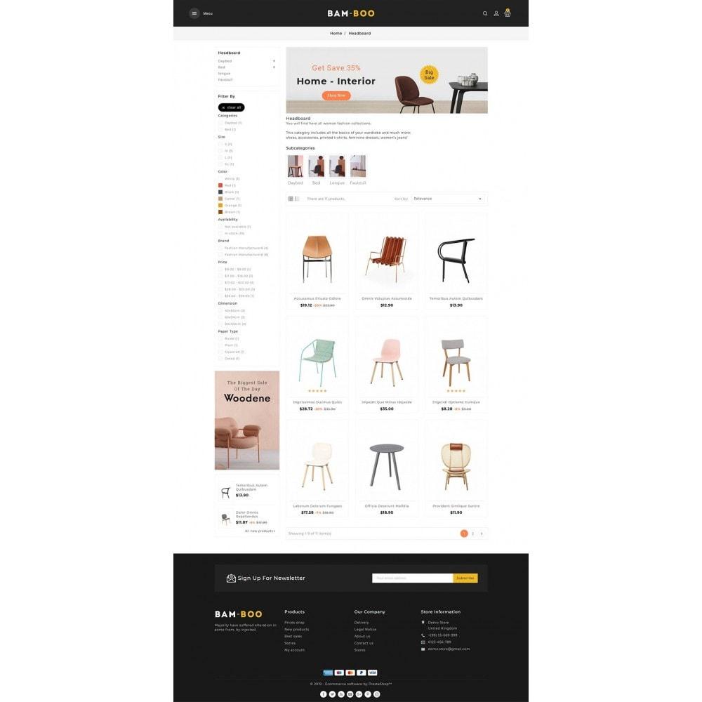 theme - Casa & Giardino - Bamboo - Furniture & Decoration - 3