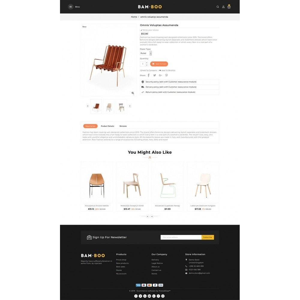 theme - Casa & Giardino - Bamboo - Furniture & Decoration - 5