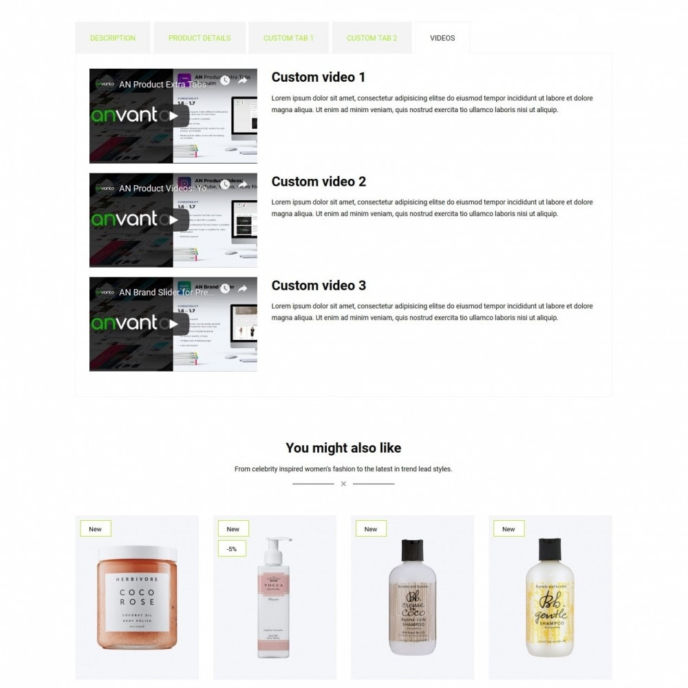 theme - Health & Beauty - Veriton Cosmetics - 9