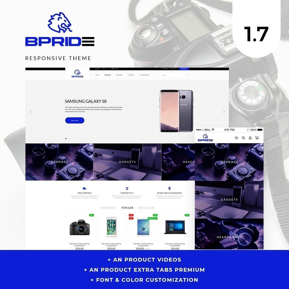theme - Electronics & Computers - Pride - High-tech Shop - 1