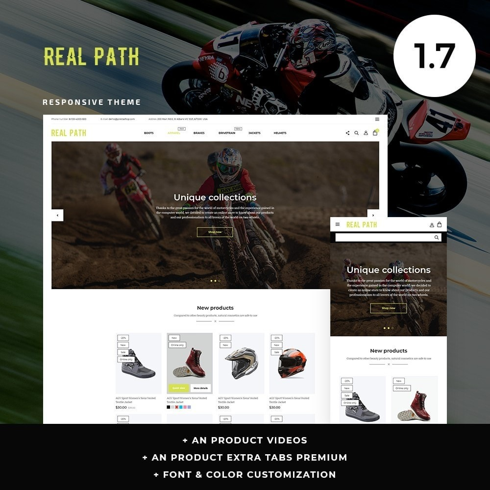 theme - Auto's & Motoren - Real path - 1