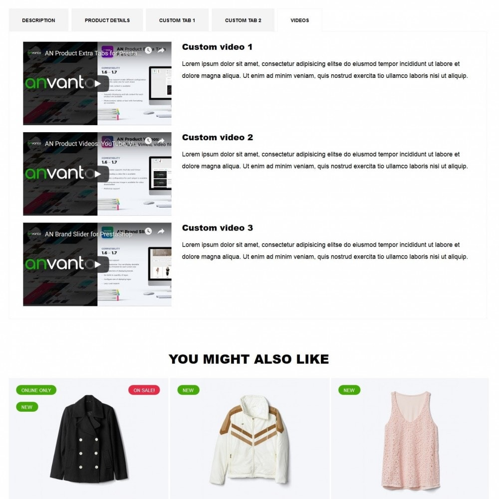 theme - Moda y Calzado - Gooday Fashion Store - 9