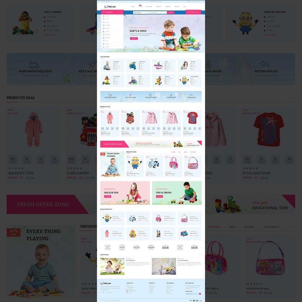 theme - Enfants & Jouets - Kids Cart - Multipurpose Mega Kids Store - 10