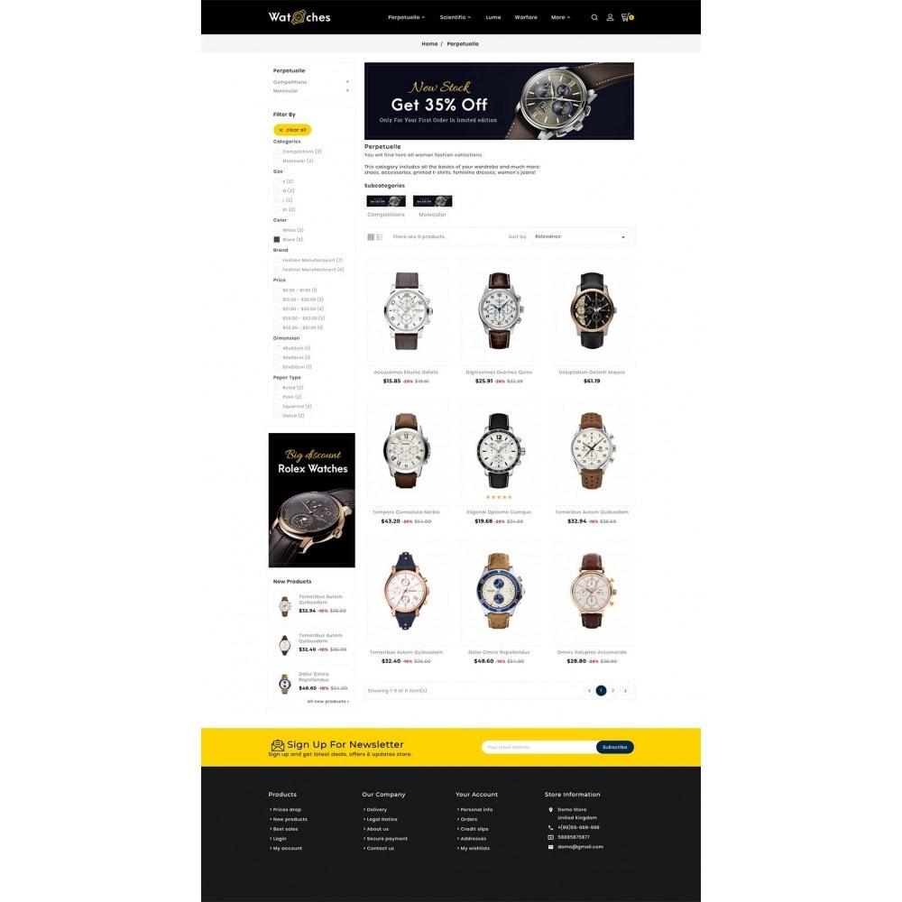 theme - Ювелирные изделия и Аксессуары - Watches & Gift Imitation - 3