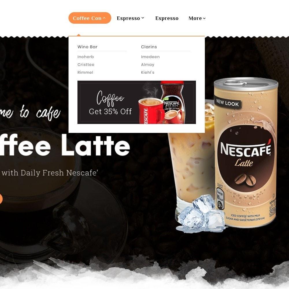 theme - Drank & Tabak - Coffee Cup & Shake - 8