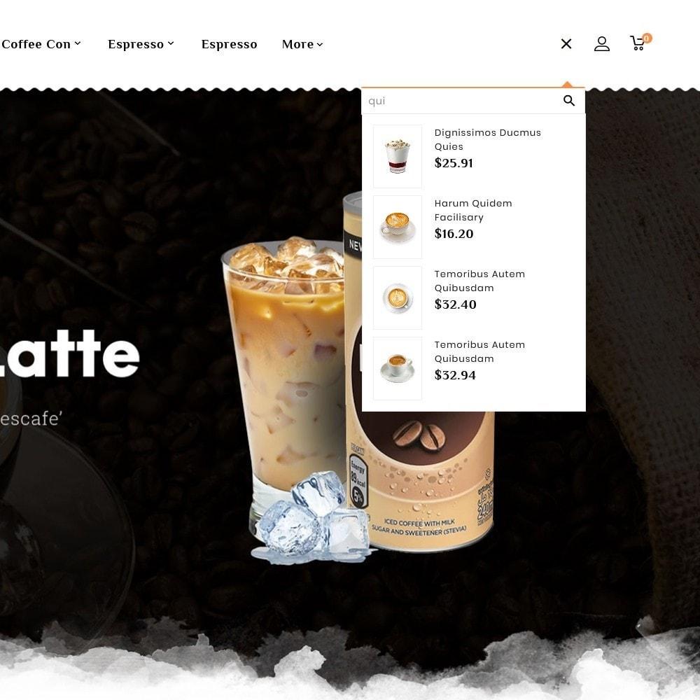 theme - Drank & Tabak - Coffee Cup & Shake - 9