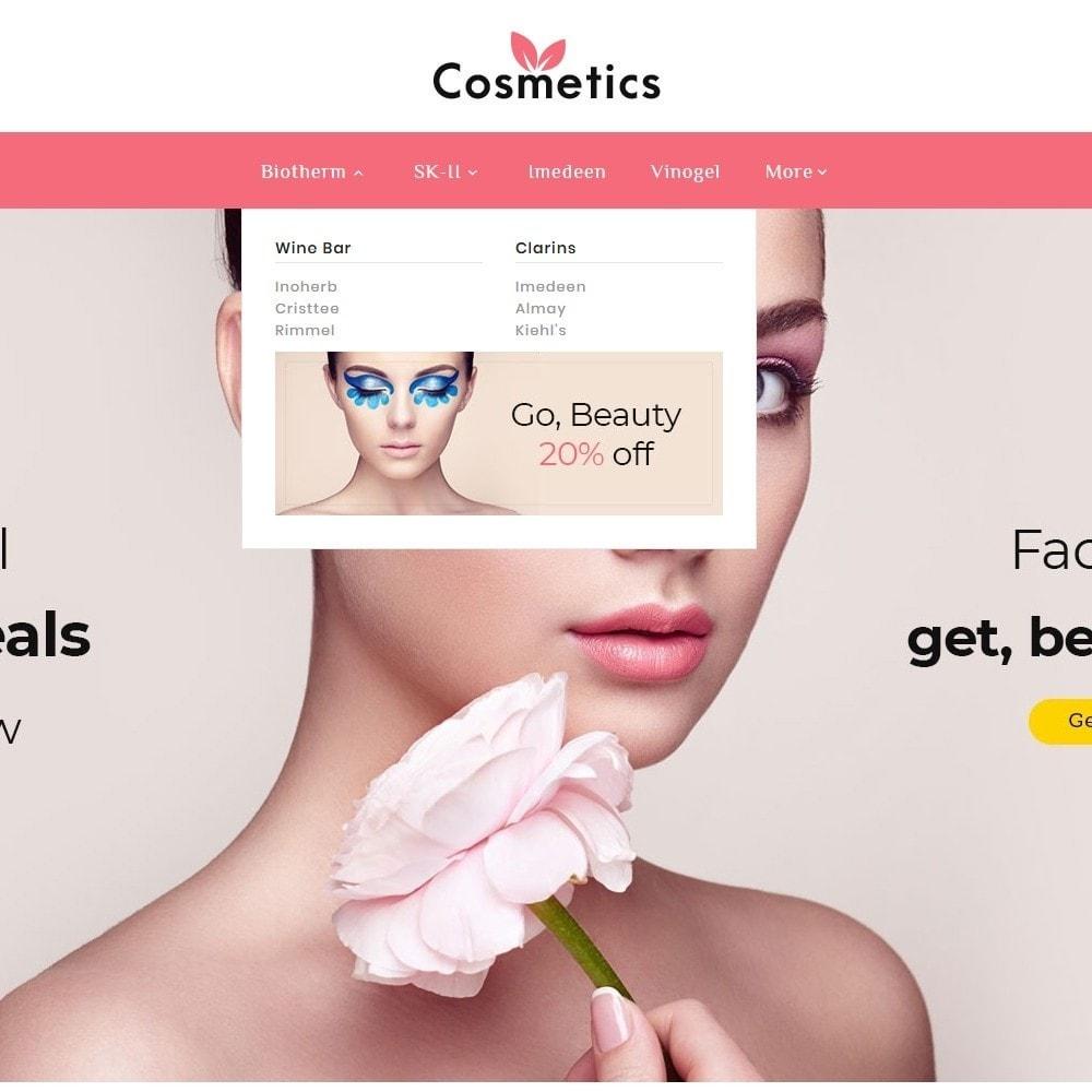 theme - Health & Beauty - Cosmetics & Bio Herbal - 8