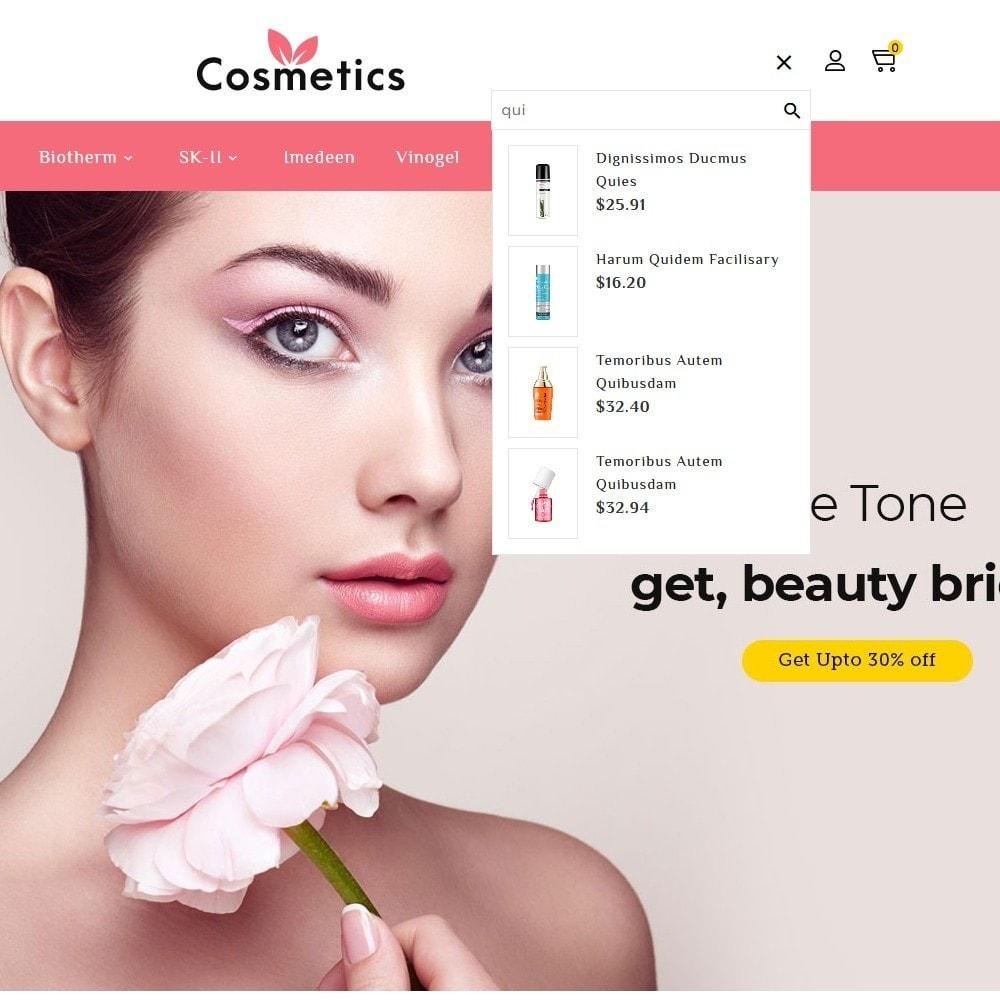 theme - Health & Beauty - Cosmetics & Bio Herbal - 9