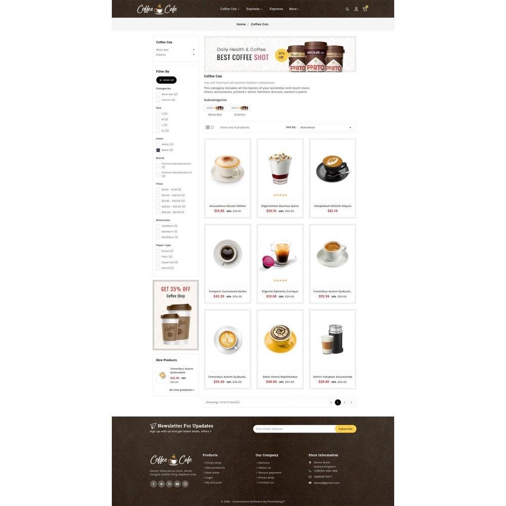 theme - Drank & Tabak - Coffee Cafe & Drinks - 3