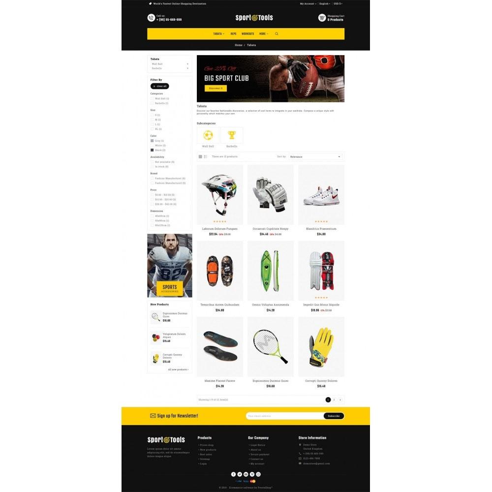 theme - Sport, Activiteiten & Reizen - Sport Tools & Equipment - 3