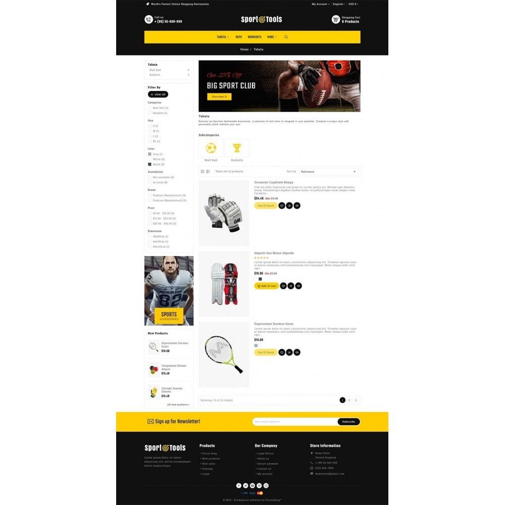 theme - Sport, Activiteiten & Reizen - Sport Tools & Equipment - 4