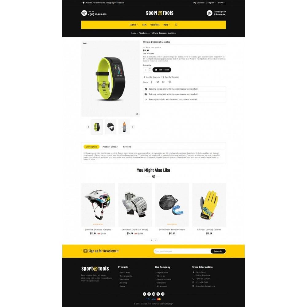 theme - Sport, Activiteiten & Reizen - Sport Tools & Equipment - 5