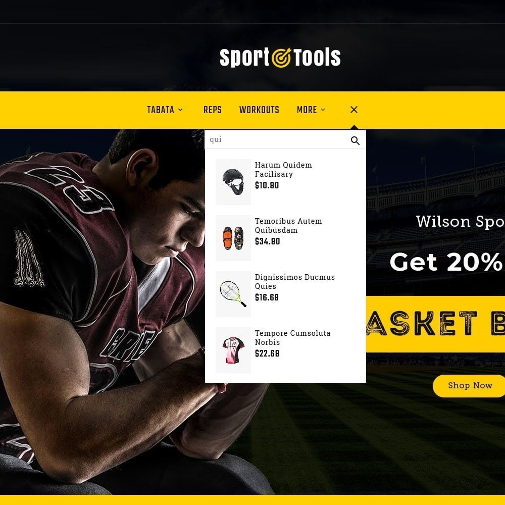 theme - Sport, Activiteiten & Reizen - Sport Tools & Equipment - 9