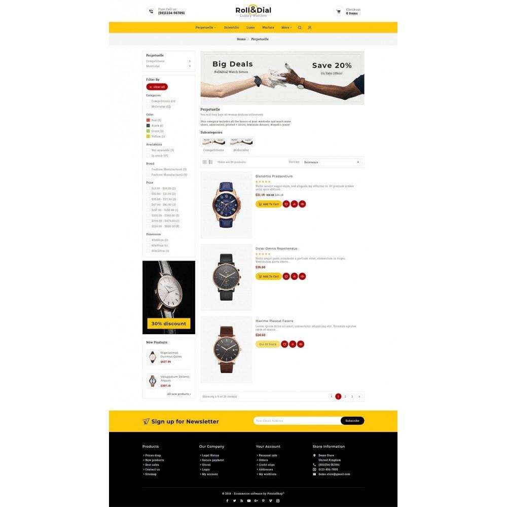 theme - Sieraden & Accessoires - Rolls & Dial - Watches - 4
